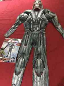 Avengers Age of Ultron: Ultron Kids Muscle Costume