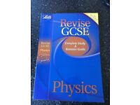 GCSE physics study and revision guide