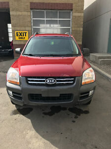 2007 Kia Sportage LX-V6 w/Tires - *PRICE REDUCED - $7000*