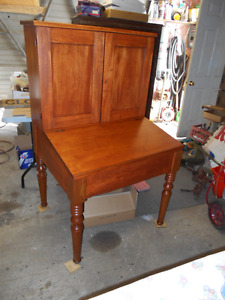 Antique Secretary and Postmaster Desk