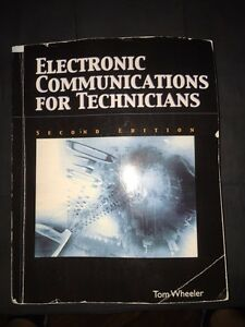 Electronic Communications for Technicians, 2nd edition