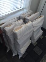Bags of firewood for sale!