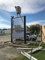 Sign Service and Installation