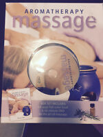 New in box massage therapy cd n book