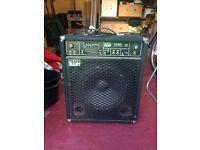 Trace Elliot combo bass amplifier 130 watt