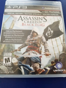 . Assassins creed black flag  ( ps3 )