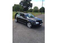 Golf 4 motion v6 very clean car 97860k 1700on