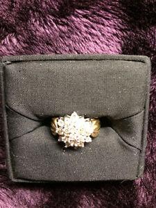 1 K Diamond Ring Gatineau Ottawa / Gatineau Area image 4