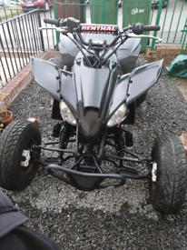 ZX6R Quad bike