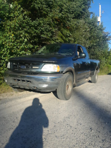 Spécial Chasseur 2003 Ford F150 Supercab 4x4