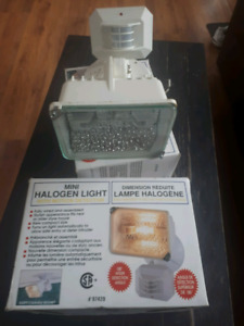 Mimi Hologen Lights with Motion Detector