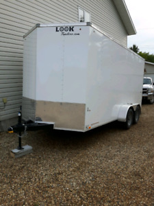 2019 LOOK Enclosed trailer