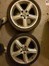 Genuine VT Clubsport R8 wheels swap for s13 parts/wheels Adelaide CBD Adelaide City Preview
