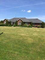 Soon to be for sale 6 acre property