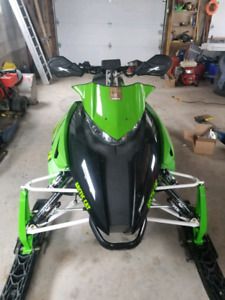 2016 Arctic Cat ZR 4000 RR low km with reverse