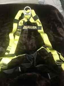 Miller DuraFlex Python™ Harnesses X 5