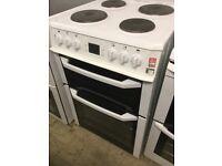 Beko 60cm Wide Electric Cooker