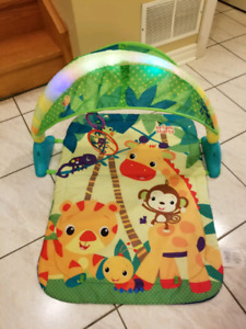 Bright Starts Light Up Activity Gym