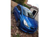Vauxhall corsa vxr 1.6 turbo 07