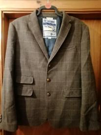 Beautiful designer Joe Browns Tweed Jacket XL size