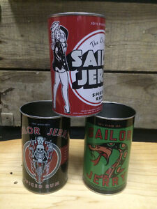 verres Cans Sailor Jerry Tin Cup