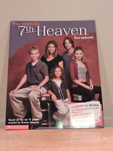 The Official 7th Heaven Scrapbook