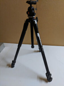Manfrotto 290 xtra 30-160cm section tripod with ball head