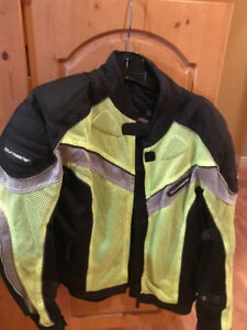 Ladies Motorcycle Tourmaster Mesh clothing