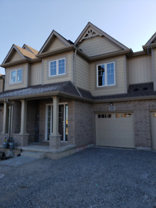 Brand New 3 Bedroom + 3Washroom Home for Rent In Welland