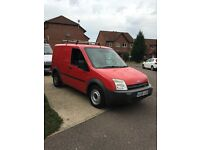 Ford transit connect L200 1.8 turbo diesel