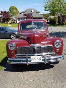 1947 Ford Mercury - 4 Door