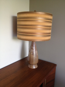 Lampe de Table ** Vintage ** Table Lamp
