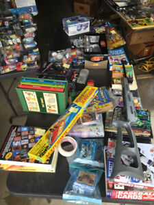 Toys sale all this week putting new stuff out all this week