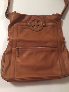 $435 TORY BURCH Amanda cross Body Messenger Bag,Purse,Shoulder,L