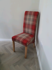 Next Dining Chairs 4x