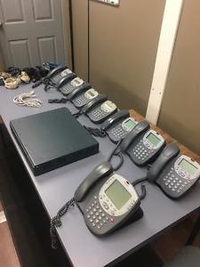 Avaya IP Office 500 System Bundle (Includes 8 phones)