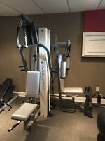 Complete home gym - includes lots of brand new equipement