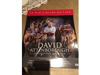 David Attenborough dvd Collection