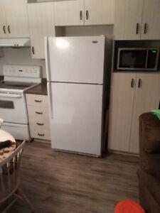 Réfrigérateur de marque Whirlpool