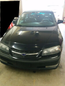 2003 Chevrolet Impala LS Berline