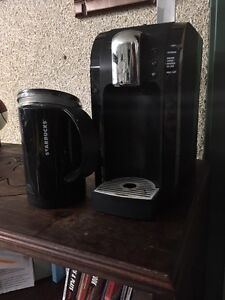 Starbucks Verismo and Frother