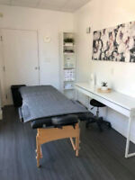[Hourly/Daily/Weekly] Massage/Treatment Room Rental