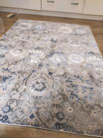 Wool and silky Belgium carpet