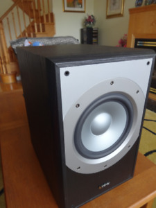 Infinity PS-8 subwoofer & Infinity Primus -140 speakers for sale