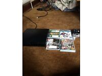 PS3 500GB Slim, games and with Boxed with and all leads