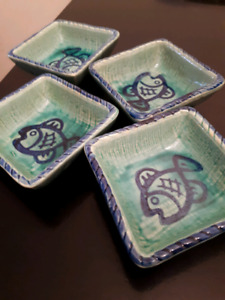 Soy Sauce Dipping Trays