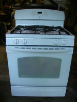 GE Self Cleaning Natural Gas Oven/Range/Stove