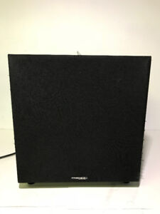 "PRECISION ACOUSTICS 12"" 150W SUBWOOFER TO FIX OR FOR PARTS - FJN"