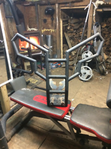 Can-Am Renegade front rack