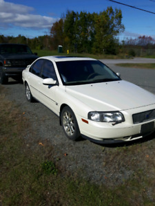 REDUCED 2002 Volvo S80 2.9l TT